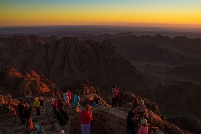 Monte Sinai e Monastero di Santa Caterina Da Sharm El Sheikh