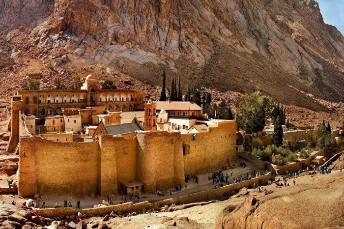 monastero di santa caterina da sharm el sheikh